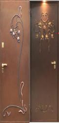 Металлические двери? Без проблем!